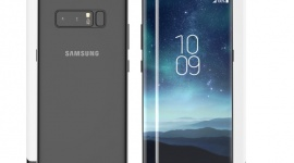 Samsung Galaxy Note8 ze szkłem InvisibleShield Glass Contour