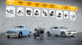 Continental: 50 lat rewolucyjnego systemu ABS